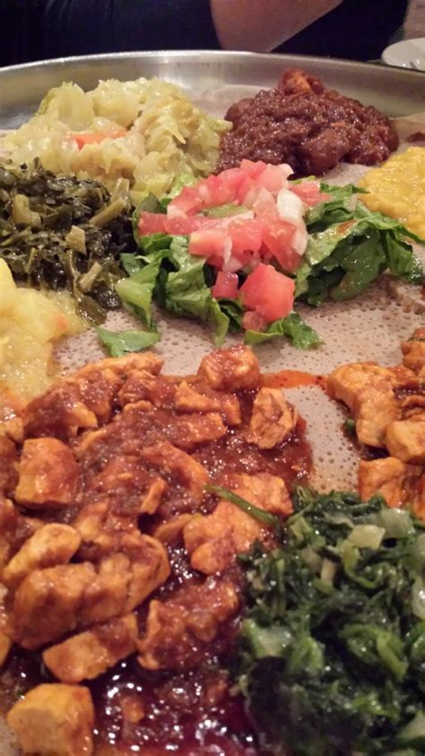 Trying ethiopian food review of zehabesha traditional  Copiers